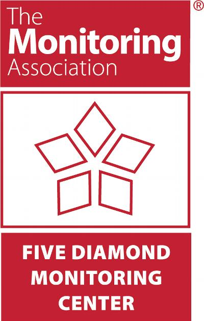 5 Diamond Logo - Central Station Alarm Association