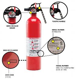 RECALL: Kidde and Garrison Branded Fire Extinguishers with Plastic Handles