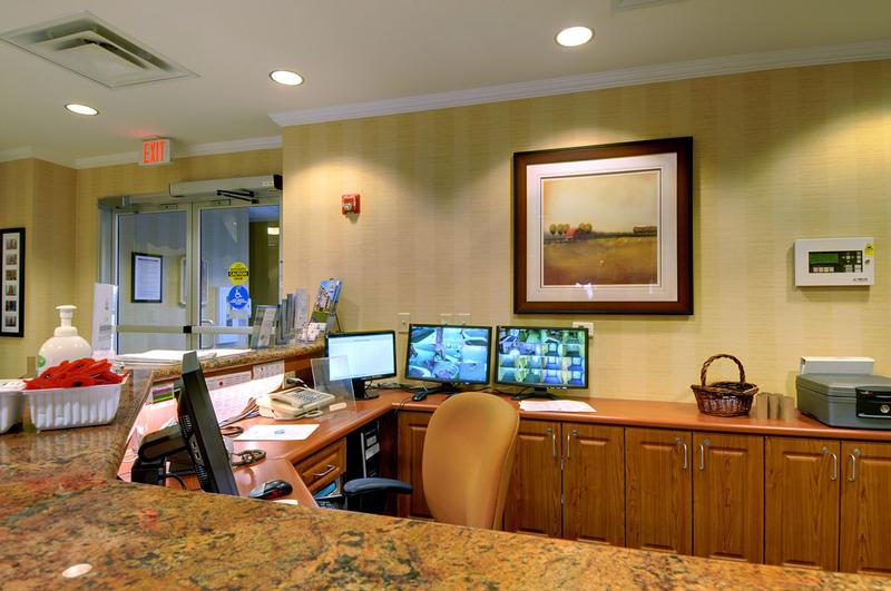 Security, fire safety and cameras - Retirement Lodge